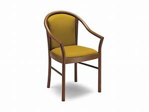 Bequeme Stühle Mit Armlehnen : sessel aus holz gepolsterter sitz und r ckenlehne idfdesign ~ Markanthonyermac.com Haus und Dekorationen