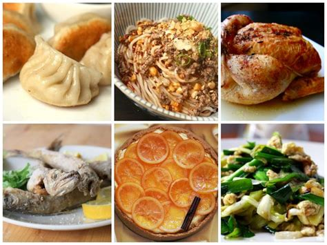 entertaining  chinese  year feast  eats