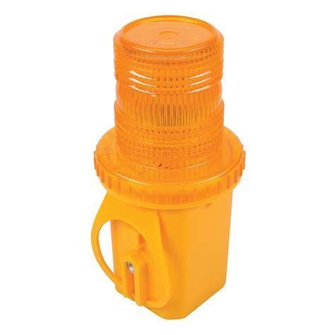 led le brillante indicateur clignotant led ultra brillante lentille orange silverline 342036 outillage