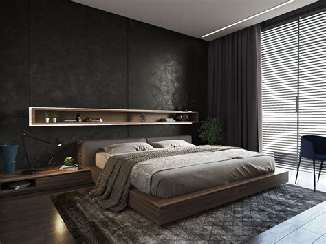 Modern Bedrooms : | Super Stylish Modern Bedroom