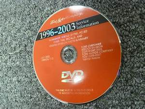 1997 Ford Expedition Suv Shop Service Repair Manual Dvd