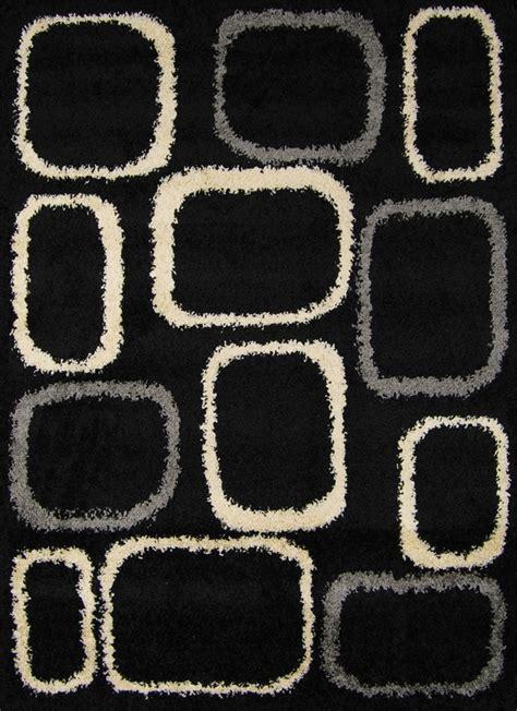 shag rug 5x7 modern abstract shag area rug 5x7 contemporary shaggy