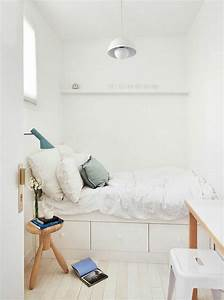 Gestaltungsideen Schlafzimmer Wände : kleines schlafzimmer einrichten 55 stilvolle wohnideen ~ Markanthonyermac.com Haus und Dekorationen