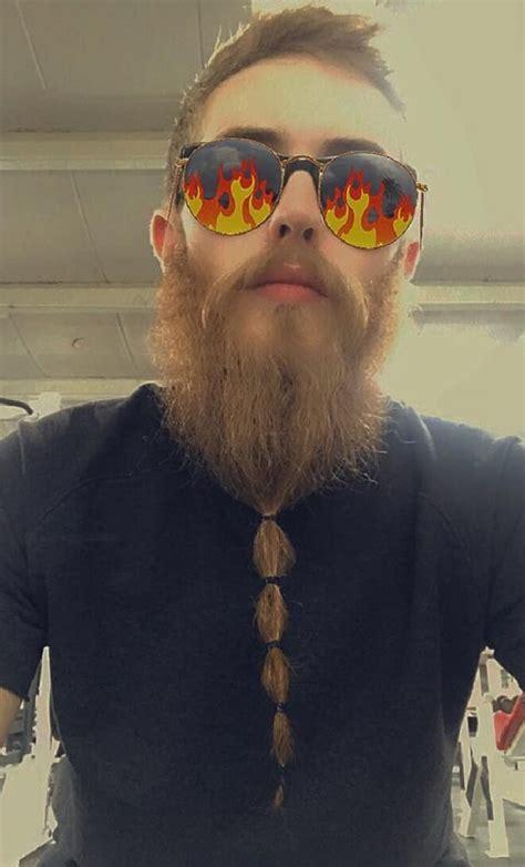 top  stunning braided beard cool braided beard