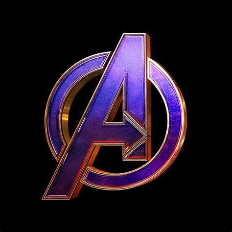wallpaper avengers endgame logo   movies