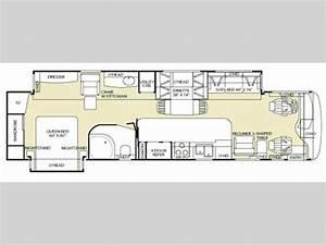 2006 Fleetwood Bounder Floor Plans