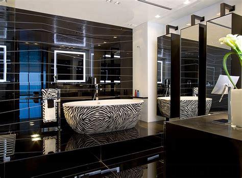 exquisite bathrooms  unleash  beauty  black