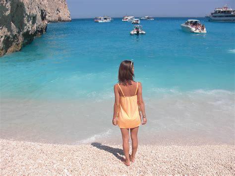 turisti per caso zante spiaggia relitto viaggi vacanze e turismo turisti