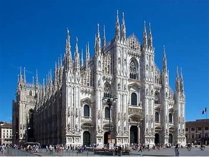 Milan Cathedral Wikipedia Duomo Piazza Del English