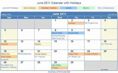 Calendar June Holidays Wincalendar Printable Holiday Jewish