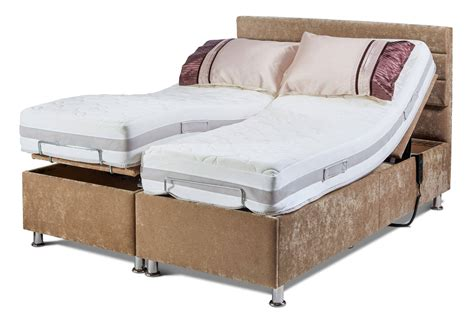 king size bed with mattress included sherborne hton king size 5 adjustable bed vat