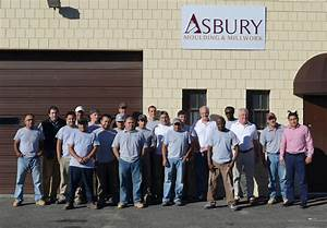 Asbury Celebrates Three Years of Mouldings and Millwork