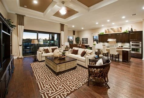 story open floor house plans google search design