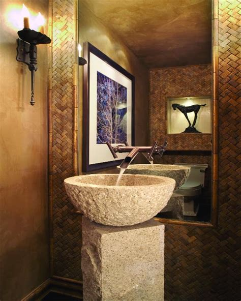 powder room 25 gorgeous powder rooms that can amaze anybody digsdigs