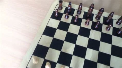 layout   chess board  beginners youtube