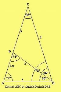 Fünfeck Berechnen : der goldene schnitt reg f nfeck joachim mohr mathematik musik delphi ~ Themetempest.com Abrechnung