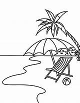 Beach Coloring Pages Spot Scenes Activities sketch template
