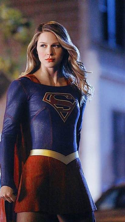 Supergirl Wallpapers Benoist Melissa Action Marvel