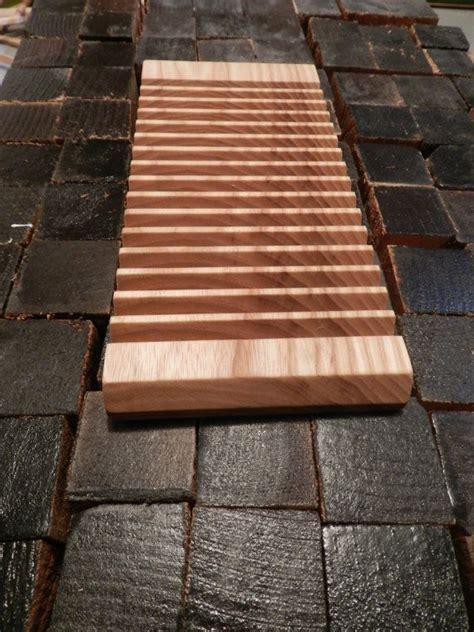 wood plate rack  vertical plate storage  schultzwoodproducts plate racks plate storage wood