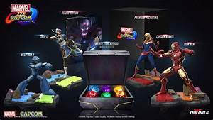 Marvel Vs Capcom Infinite Immagini Dettagliate Per La