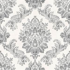 Tapete Ornamente Grau : tapete barock ornamente pastell glanz rasch grau 204834 ~ Buech-reservation.com Haus und Dekorationen
