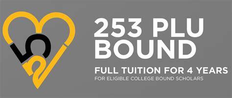 Plu Scholarship Awards Full Tuition To Eligible 253 Area