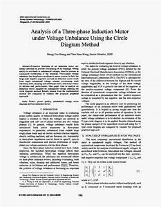 Pdf  Analysis Of A Three