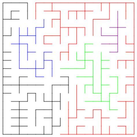 maize color solving mazes by coloring jason cantarella