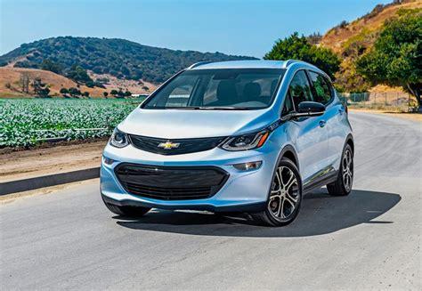 Chevrolet Bolt Ev 2019 Deve Chegar Ao Brasil  Qc Veículos