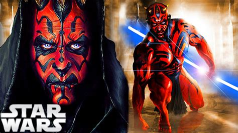 What If Darth Maul Was A Jedi?