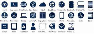 Vector Cisco Safe Icons  Free Download