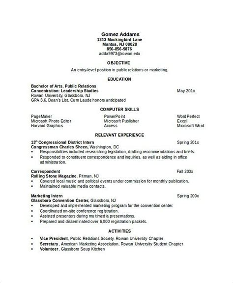 Software To Make Resume by Best 25 Student Resume Ideas On Resume Tips