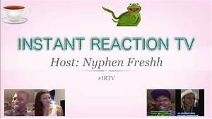 Instant Reaction TV (IRTV ) Promo - YouTube