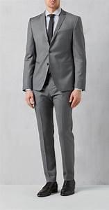 Anzug Auf Rechnung : baukasten anzug foxton walton grau meliert im strellson online shop ~ Themetempest.com Abrechnung
