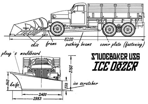 totalitarian leaders studebaker us 6 snow plow