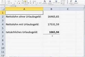 Nullstellen Berechnen Ausklammern : video urlaubsgeld rechner online anwenden so geht 39 s ~ Themetempest.com Abrechnung