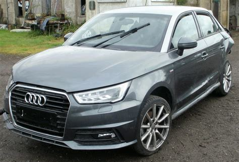S Line 2015 by 2015 65 Audi A1 1 6 Tdi S Line Breaking Now