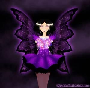 Purple Fairy by rojeru on DeviantArt
