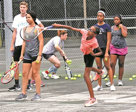 Watch online tennis with live video streaming on tennistv. Junior Tennis Squad From Area Reaches Top Tournament ...