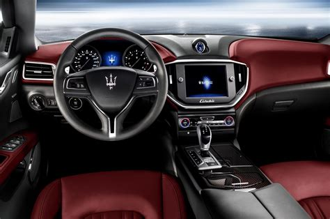 maserati interior 2016 maserati ghibili interior exterior review youtube