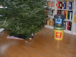Christmas Tree Waterer Homemade by Christmas Tree Watering Device