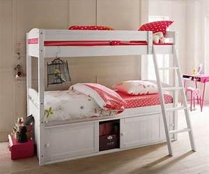 La Redoute Lits Superposés : lits superpos s cyrille meubles et d co la redoute ~ Melissatoandfro.com Idées de Décoration