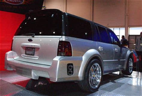 ford shelby expedition concept vehicle