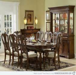 Black Dining Room Chandelier by 20 Traditional Dining Room Designs Home Design Lover