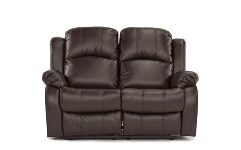 Bobs Loveseat by Bob Classic Bonded Leather Recliner Loveseat Sofamania
