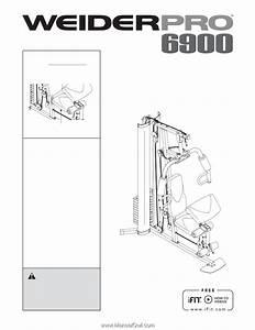 Weider Pro 6900