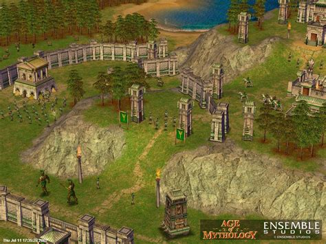 Age Of Mythology Pc Galleries Gamewatcher