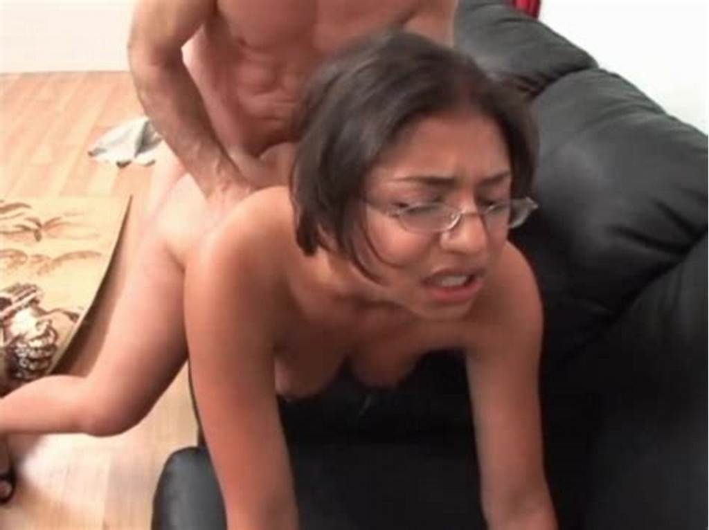#Big #Dick #Fucks #Cute #Nerdy #Girl #In #The #Cunt