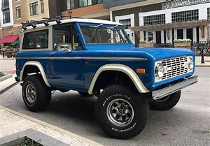 First Generation Ford Bronco : carporn