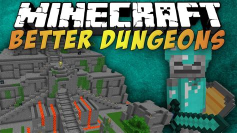 minecraft   dungeons mod review neue